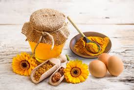 Nghệ và mật ong 1