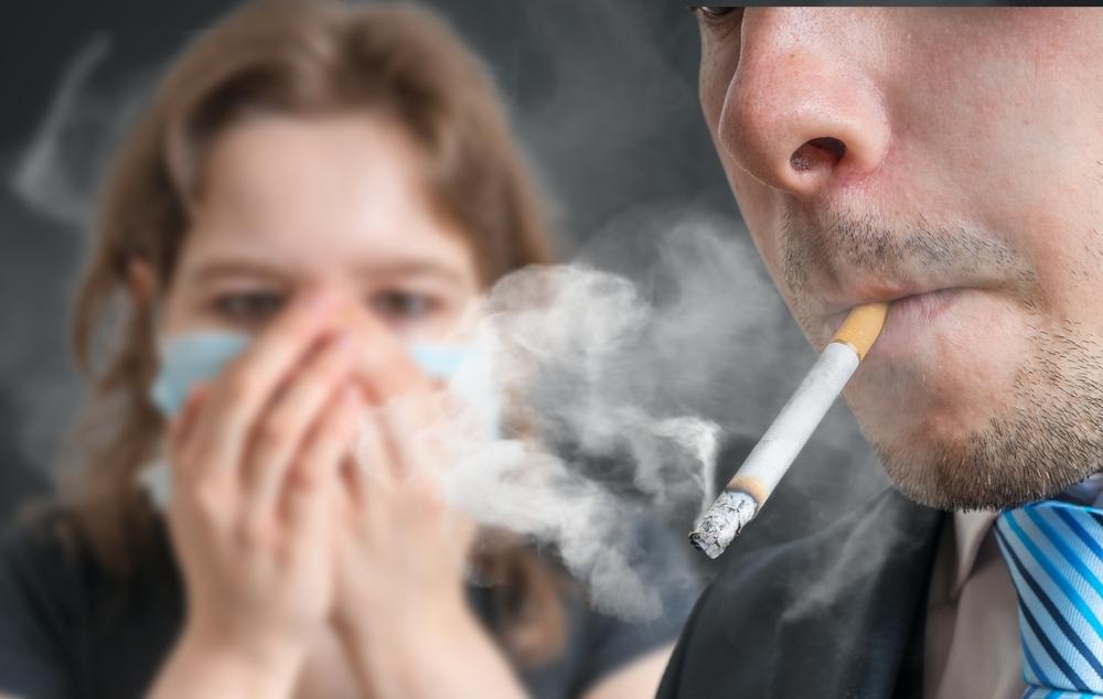 Do hít phải khói thuốc lá 1