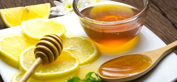 Súc miệng mật ong chanh hấp cách thuỷ 1