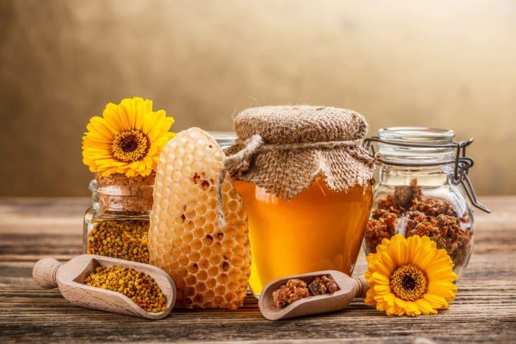 12 tác dụng thần kỳ của keo ong