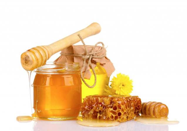 Sức mạnh của mật ong làm tiêu tan nhiệt miệng. 1